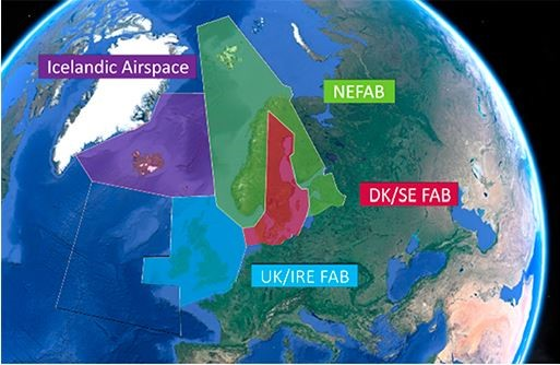BOREALIS ALLIANCE FREE ROUTE AIRSPACE COMPLETED IN ICELAND