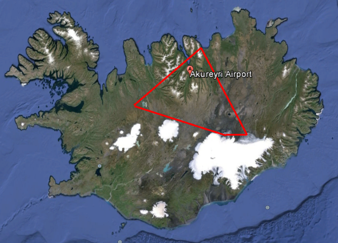 The Icelandic Met Office has decreased the aviation colour code – no restrictions on aviation