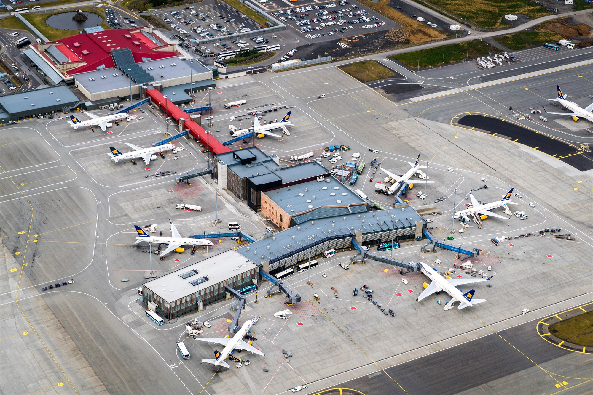 Keflavik Airport passenger forecast for 2020