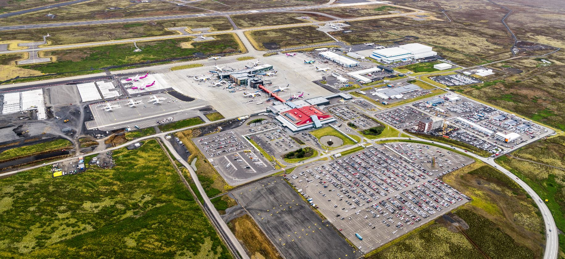 KEFLAVIK AIRPORT ADDS THREE NEW CONNECTIONS TO ONE BIG DESTINATION