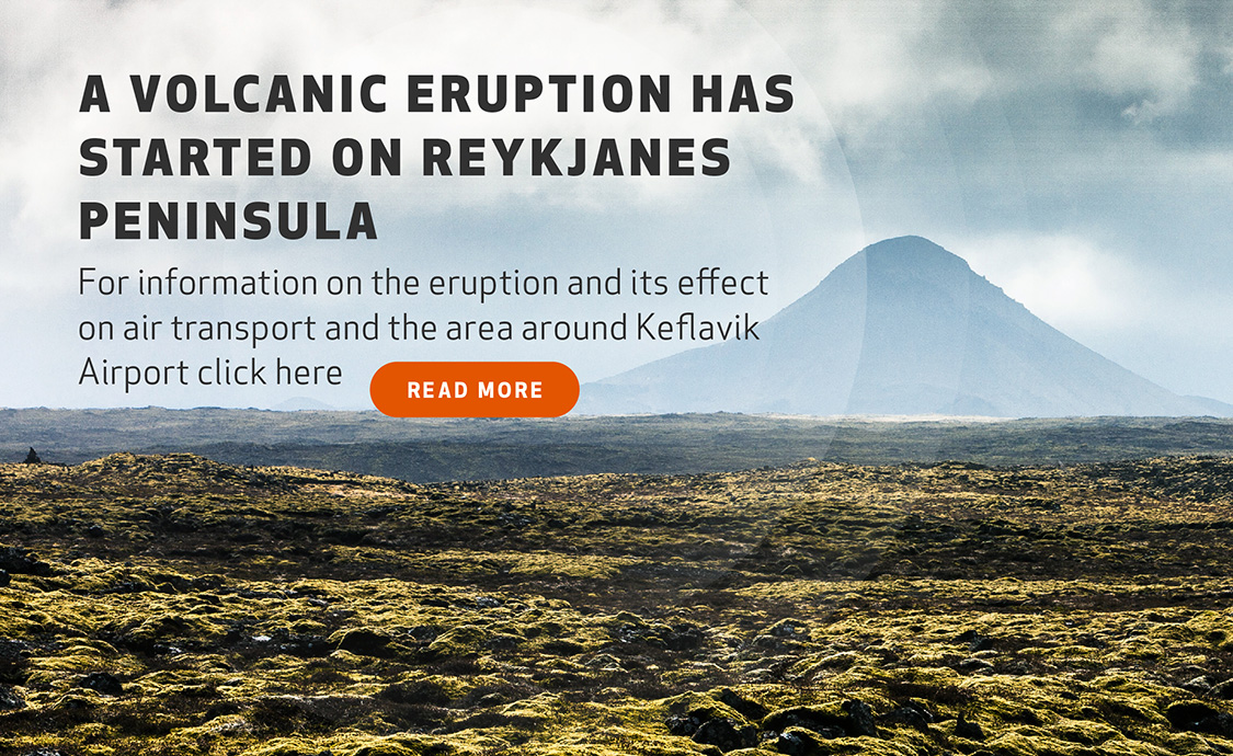 Information about the volcanic eruption 2