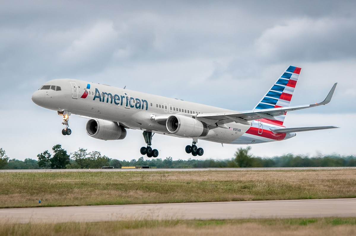 American Airlines starts a new service between Dallas and Iceland