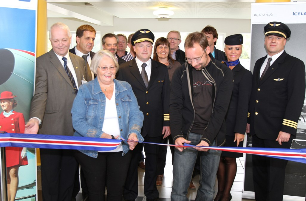 A new connection between Keflavik Airport and Akureyri Airport