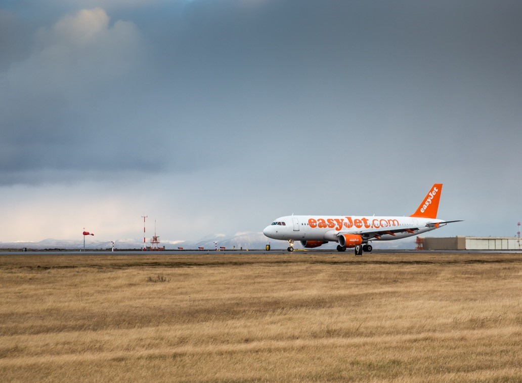easyJet launches first flights to and from Keflavik and London Gatwick and Geneva