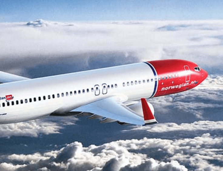 Norwegian announces new low-cost flights from London Gatwick to Iceland