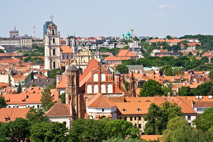 Wizz Air announces a Route between KEF and Vilnius